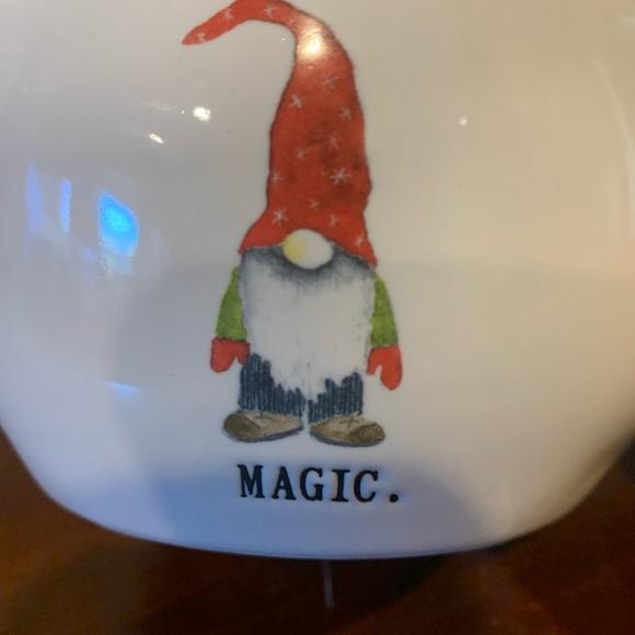 Rae Dunn Dining Stoneware Christmas Elf Soup Bowl Poshmark